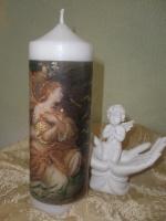 Κερί Αρχάγγελος Γαβριήλ - Ο Αρχάγγελος του Θεού