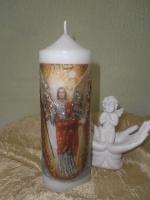 Κερί Αρχάγγελος Σαμουήλ - Εκείνος που βλέπει το Θεό