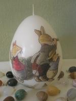 Κερί Αυγό Ποντικάκια