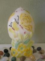 Κερί Αυγό Ζωγραφική