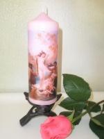 Κερί Αφροδίτης-Ροζ