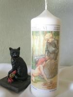 Κερί Ταρώ-Εραστές