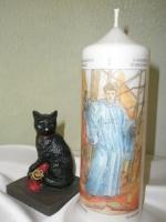 Κερί Ταρώ-Μάγος