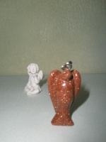 Άγγελος - Χρυσόλιθος κόκκινος