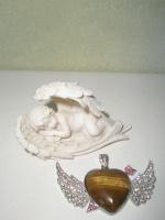 Φτερά Αγγέλου Μάτι-Τίγρης