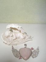 Φτερά Αγγέλου Ροζ-Κουάρτζ