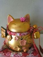 Χρυσή Γάτα Πλούτου