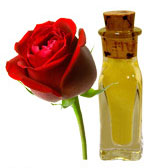 Αιθέριο Έλαιο Τριαντάφυλλο (Rosa Damascena)